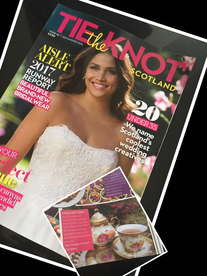 Tie the Knot Magazine